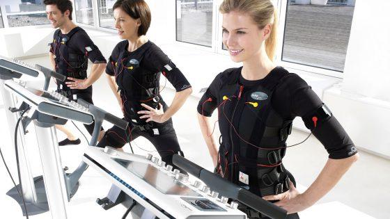 Speedfitness Újpest, EMS Edzés